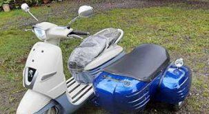 Having Fun Sidecar for Various Activities